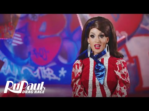 Meet Jackie Cox: 'A Very Nerdy Queen'  | RuPaul's Drag Race Season 12