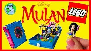 NEW Disney's Mulan LEGO