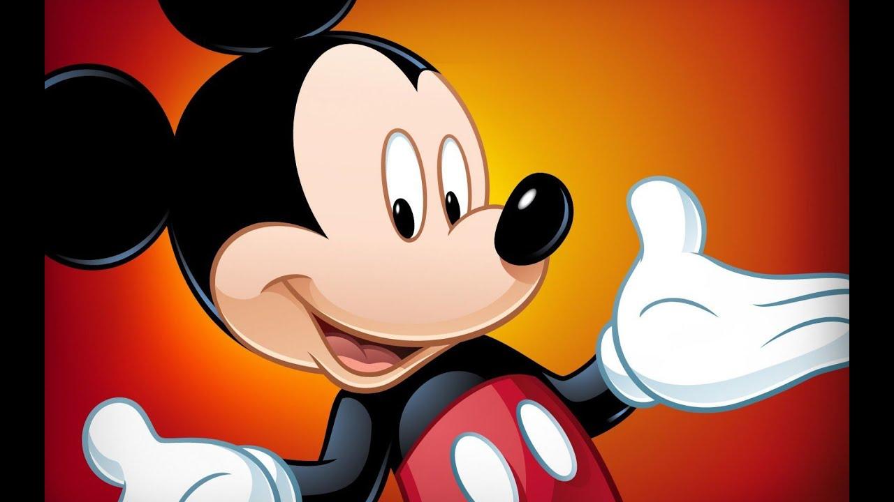 Cute Mickey Mouse And Minnie Mouse Wallpaper Canciones Infantiles En Ingles Para Ni 241 Os Canciones De