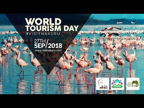 WORLD TOURISM DAY  #VIsitNakuru