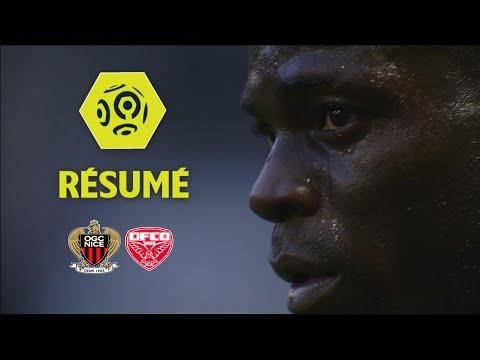 OGC Nice - Dijon FCO (1-0)  - Résumé - (OGCN - DFCO) / 2017-18