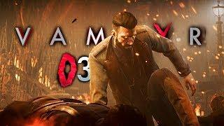 Vampyr (PL) #3 - Szpital i jego pacjenci (Gameplay PL)