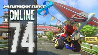 Mario Kart 8 (Multiplayer Gameplay) - Episode 74