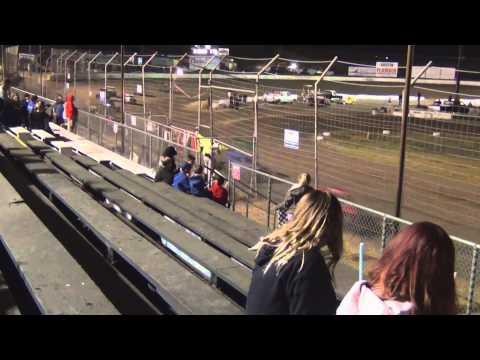Johnathon Henry - Santa Maria Speedway CDCRA Dwarf Car Main 5/4/13