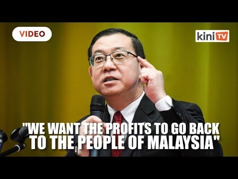 Guan Eng: BN's style is 'privatising profits, socialising losses'