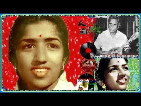 LATA JI-KHEL-(1950)~Jate Ho To Jao Hum Bhi Yahan Wado Ke Sahare-[ Great Gem-None Echoe Best Audi