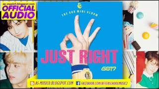 [MP3/DL]03. GOT7 - My Whole Body is Reacting (온몸이 반응해) ['Just right' 3rd Mini Album]