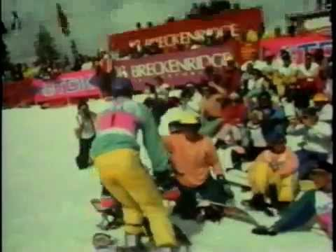Board with the World  Craig Kelly 1990