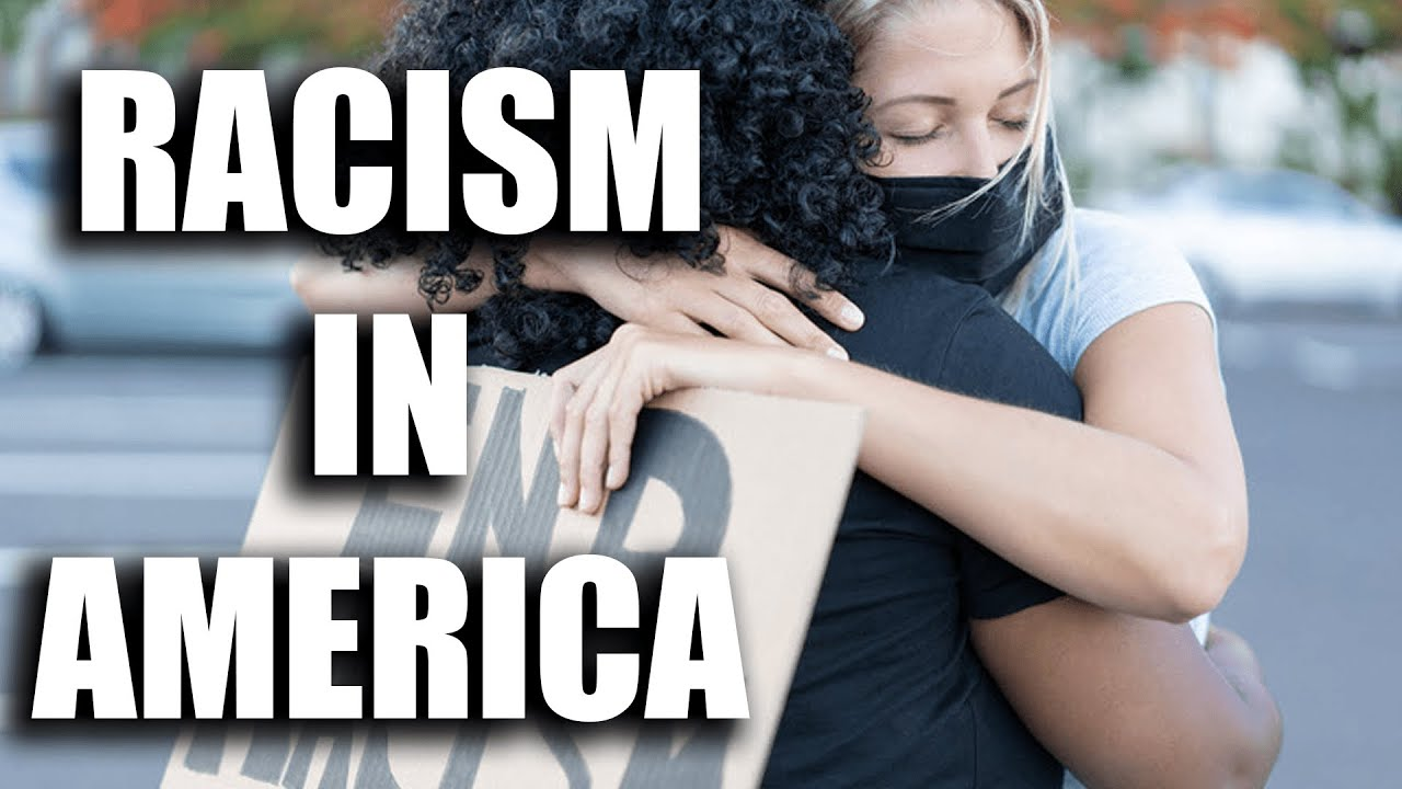 Racism in AMERICA IS ALL MADE UP BS TO DIVIDE US