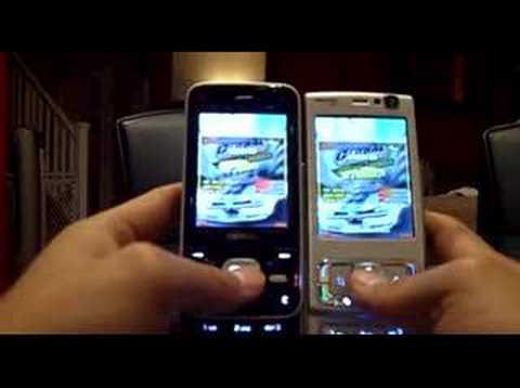 N81 vs N95 3-d gaming