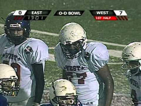 2011 O-D Youth All-Americans Game 8 (Part 1/2)