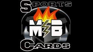 11/16 - Thursday Mojo Sports Card @ MOJOBREAK.COM