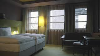 9  Large Guest Room - 25hours Hotel Frankfurt The Goldman