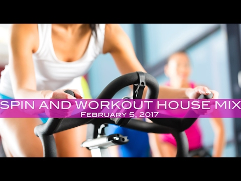 2017 SPIN MIX - SOUL CYCLE MIX - SPINNING MUSIC - WORKOUT - HIIT -  GYM - FITNESS HOUSE PLAYLIST
