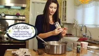 Pan-seared Tempeh In Lemon Caper Sauce, Garlic Mashed Potatoes & Roasted Vegetables-2
