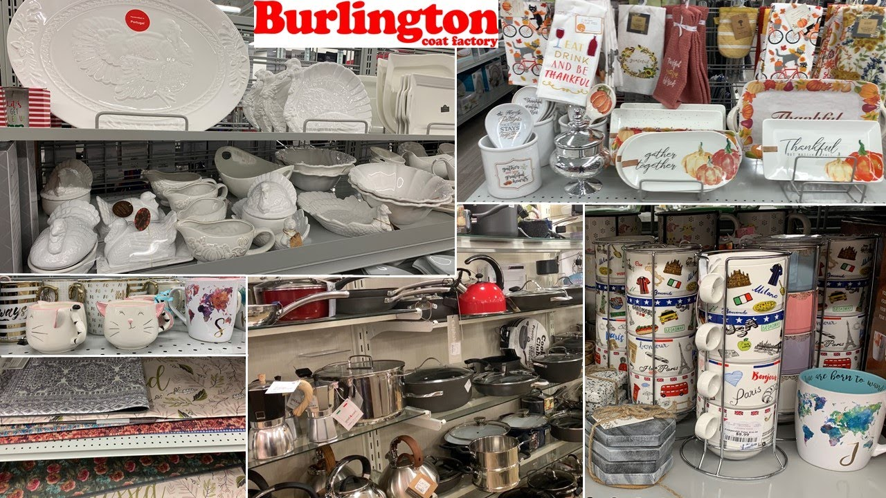 Burlington Kitchen Home Decor Dinnerware Table Decoration Ideas Shop With Me 2019 Youtube