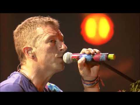 The Scientist  Coldplay ! HD Rose Bowl 2017