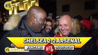 Chelsea 2-2 Arsenal | Martinelli Can't Be Dropped When Aubameyang Comes Back! (Claude)