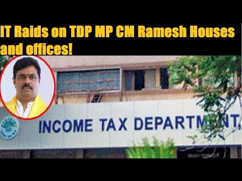 ap-news-cm-ramesh-income-tax-searches-heavy-cash-f