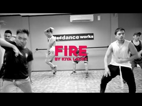 [Dance Cover] Kiya Lacey - Fire