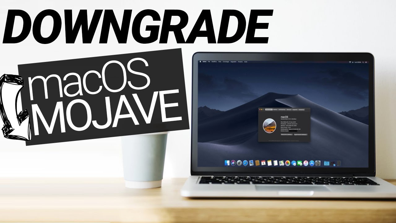 How to Downgrade macOS Mojave to macOS High Sierra