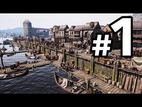 Ancestors Legacy - Walkthrough Gameplay Part 1 [HD]