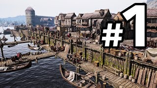 Ancestors Legacy - Walkthrough Gameplay Part 1 [HD]