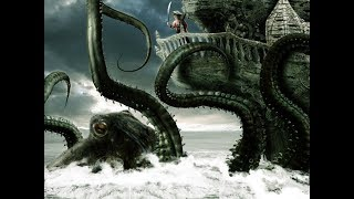 Best Action Movie 2017 - Monster tentacles