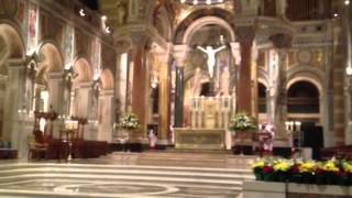 Easter Vigil: St. Louis Cathedral Basilica