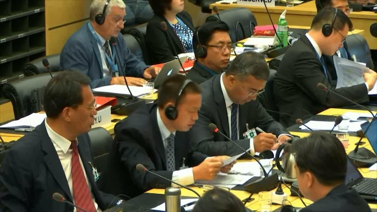 فرانس 24:China denies detaining one million Uighurs in internment camps