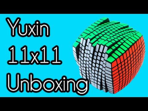 yuxin-11x11x11-unboxing- -zcube