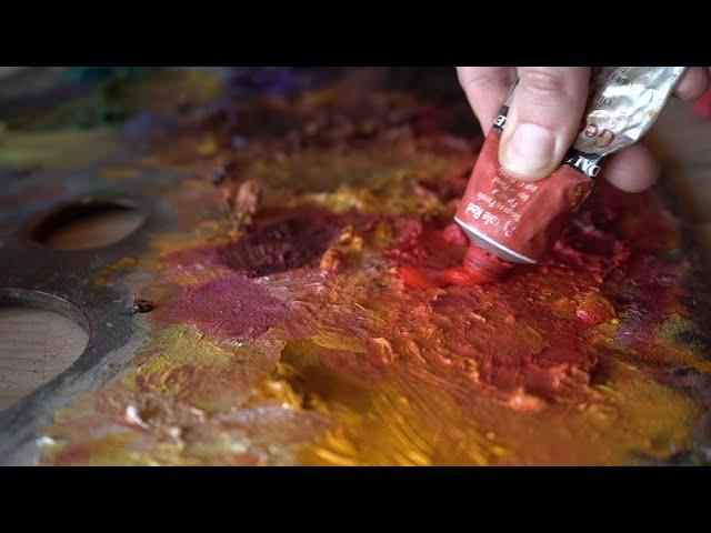 To the source- short film about painter Lenka Rábarová