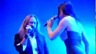 """Phantom Of The Opera"" - Floor Jansen & Joacim - Christmas Metal Symphony 2013 Bochum"