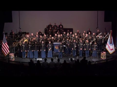 Concert Band & Soldiers' Chorus - Live from Plaistow, NH!