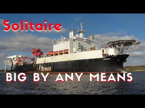 Offshore Pipelayer, MV Solitaire