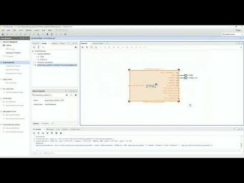 (Fully Custom IP, Interrupt, and Driver) Embedded Development with Zynq7000 and Zybo Board - Video 3