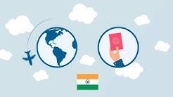 Visum Indien beantragen - VisumAntrag.de/indien
