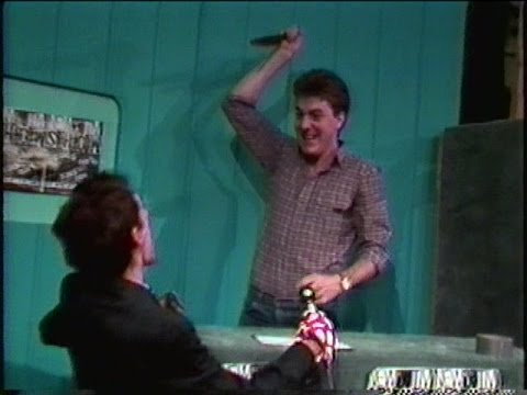 Partyline   Observer TV, Athens GA 1984