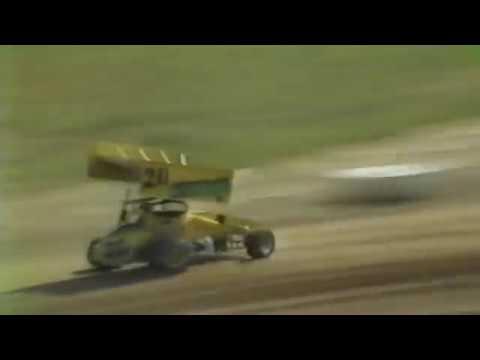 Grays Harbor Raceway - Sprint Car Racing 1987 - Part 1
