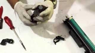 HP CE285A / 85a toner refill. CANON 725 TONER REFILL. Hp 285a Заправка картриджа.(, 2015-06-06T16:35:15.000Z)