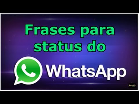 Frases Para Status Do Whatsapp Ou Facebook Top Compilação Youtube