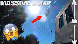 SAVAGE LEVEL 100% MASSIVE JUMP