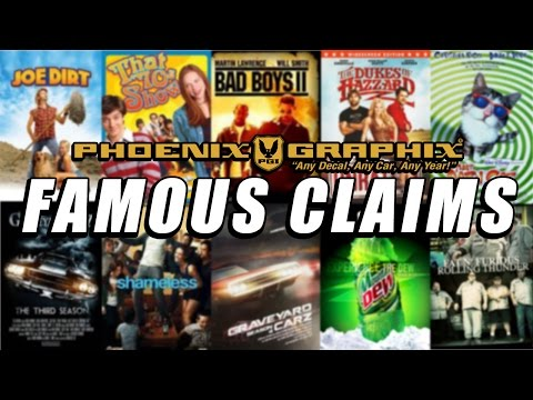 Phoenix Graphix (PGI) – Famous Claims