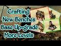 Westland Survival : #19🌲Lv54 Epic Benches Crafting🌲Base Up-grade🌲