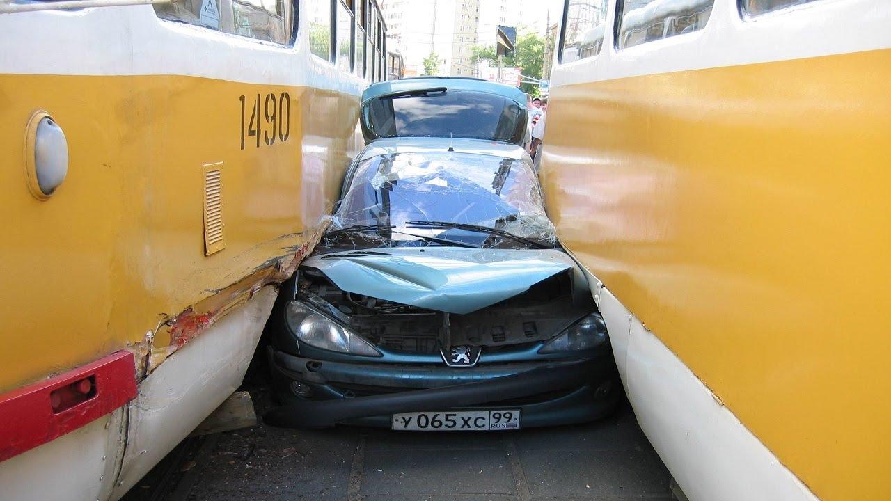 Прикольная авария картинки