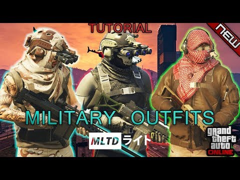 *NEW* TOP 3 SMUGGLER'S RUN MILITARY OUTFITS   1.41   GTA Online   Clothing glitches   NOT MODDED