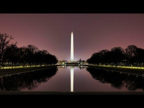A Washington DC Time-Lapse Video