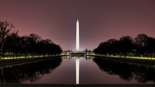A Washington DC Time-Lapse Video