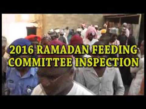 Government Printing Press Kano: Ramadan Feeding Inspection 2016