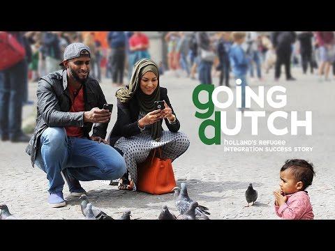 Going Dutch. Holland's refugee integration success story.
